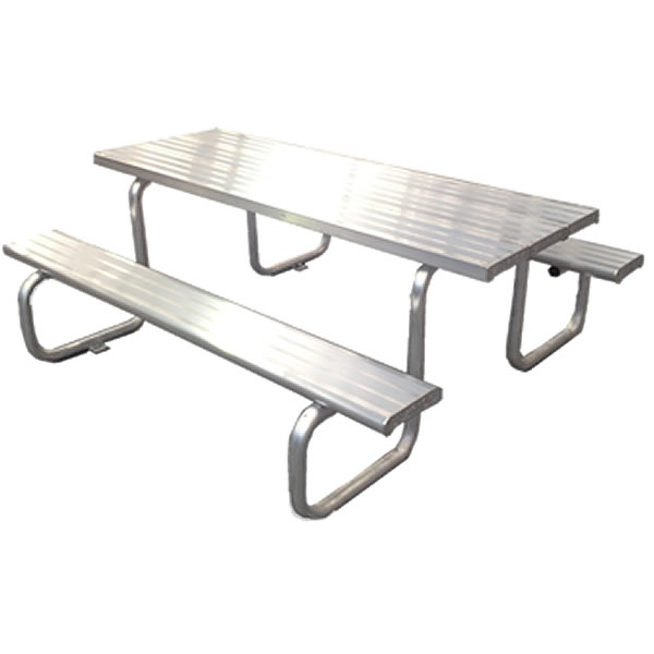 Pleasing Aluminium Park And Picnic Seating Rnb Fabrications Australia Caraccident5 Cool Chair Designs And Ideas Caraccident5Info